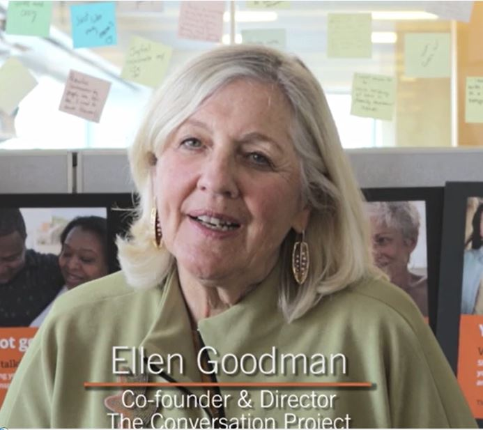 Ellen Goodman screenshot