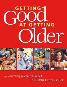 Getting Good at Getting Older book cover